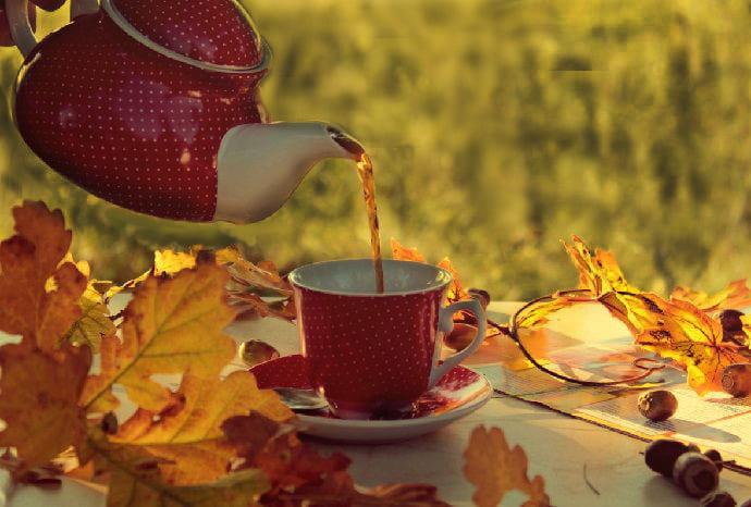 рецепты осеннего чая