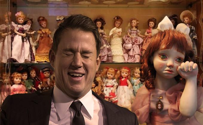 страх кукол, педиофобия