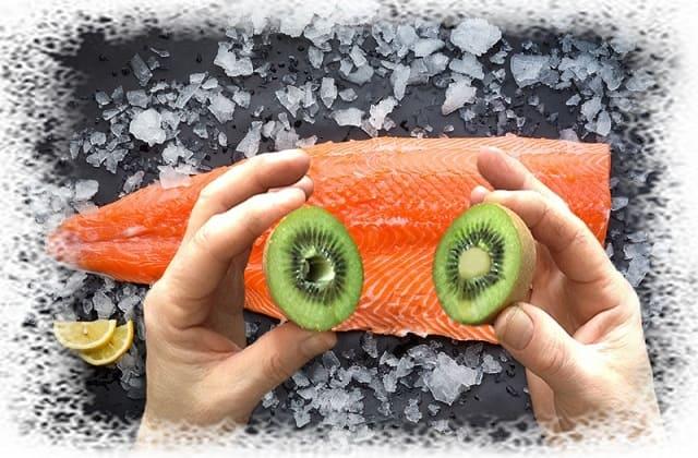 запеченная рыба к празднику, рецепты на новый год, рыба на новый год