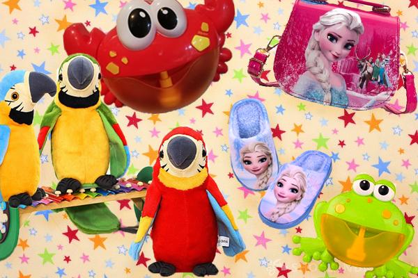 новогодние подарки для детей, подарки Алиэкспресс