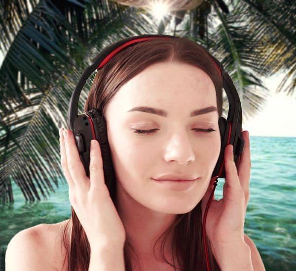 антистрессовая сила музыки