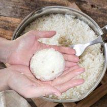 рисовые шарики по-японски