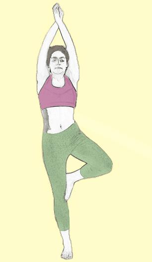 упражнения для развития равновесия и координации