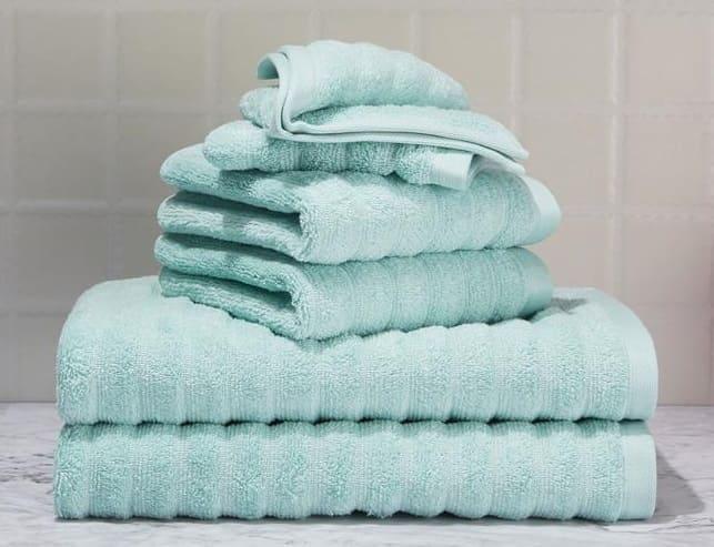 как уберечь полотенца от жесткости