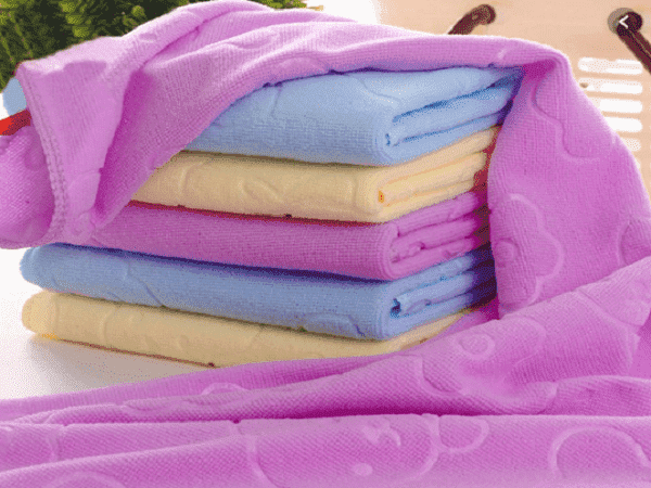 уход за махровыми полотенцами, уход за банными полотенцами