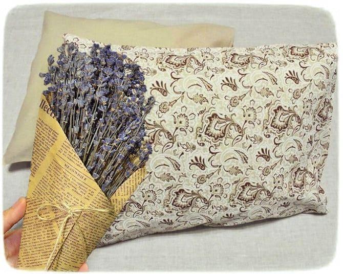 травяные подушки от бессонницы, подушка с травами
