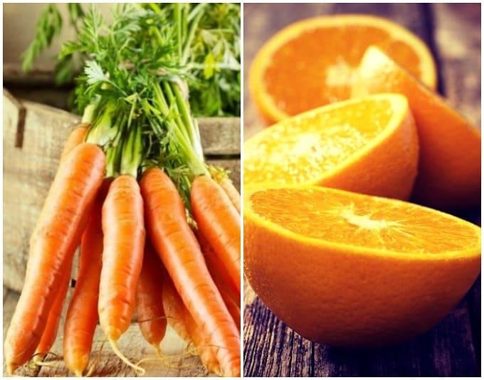 освежающий суп с апельсином, легкий летний супчик