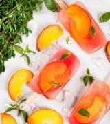 фруктовый лед, фруктовое мороженое