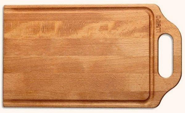 уход за деревянной доской, деревянная кухонная доска