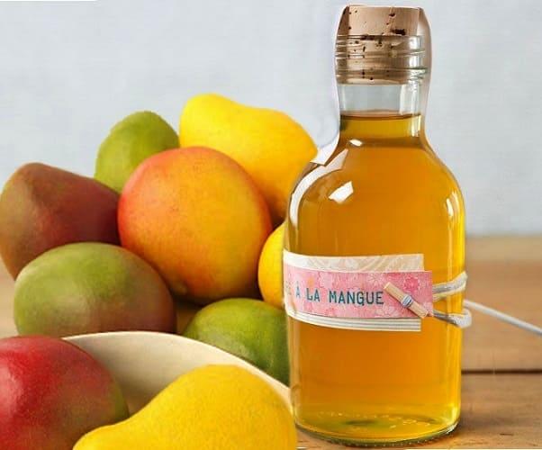 фруктовый уксус, уксус из манго