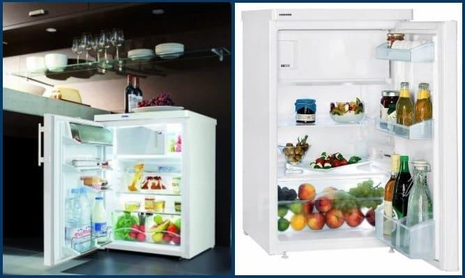 самый маленький холодильник, компактный холодильник
