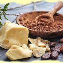 масло какао в уходе за лицом