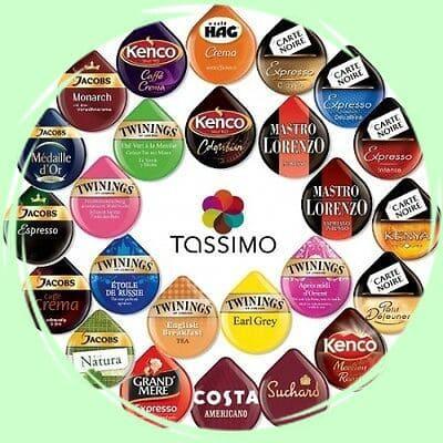 капсулы для tassimo