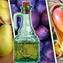 фруктовый уксус, домашний уксус