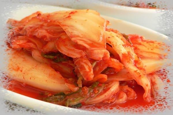 корейская капуста кимчи, капуста по-корейски
