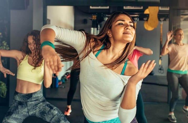 зумба как способ похудения