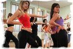 фитнес-танцы зумба