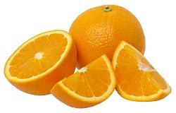 новогодняя семга с апельсином