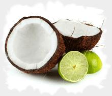 сладкие тарталетки с кокосом