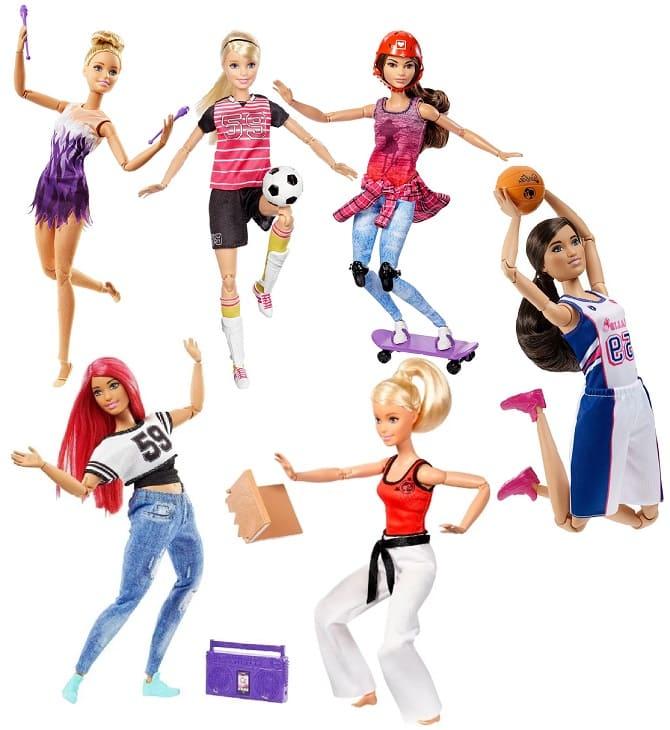 Барби в подарок девочке
