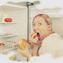 советы, как меньше кушать