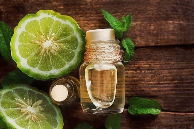 масло бергамота для лица