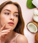 кокосовое масло для лица и тела