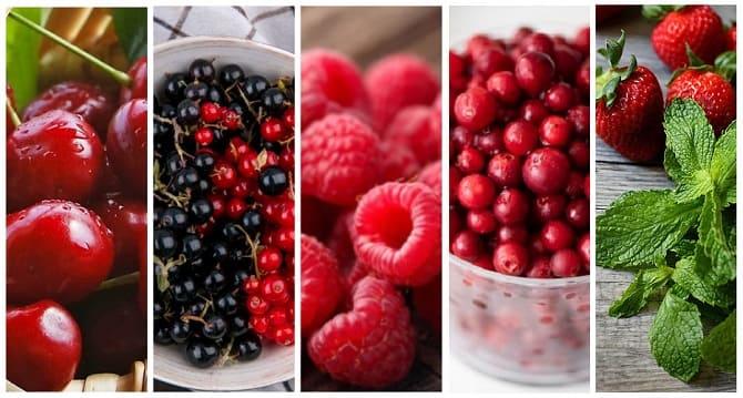 маски с ягодами для жирной кожи