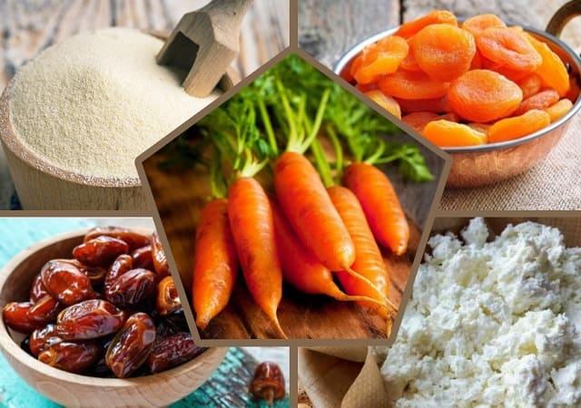 сладкие морковные котлеты с творогом