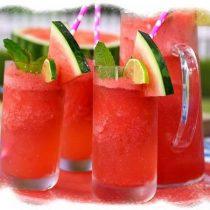 напитки с арбузом