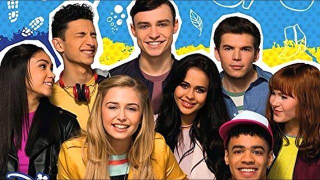 интересный сериал для подростков