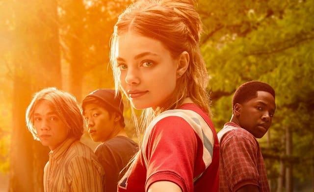 увлекательный сериал для подростков, экранизация книги