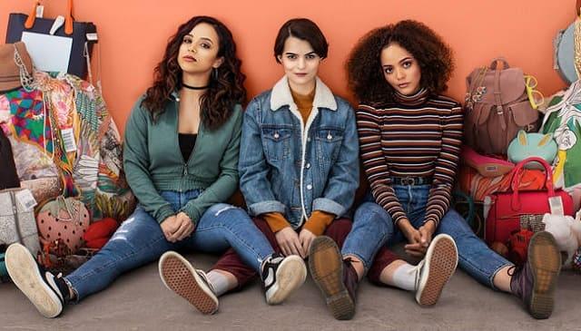 подростковый сериал