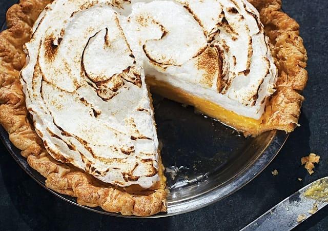 вкусный пирог с дыней