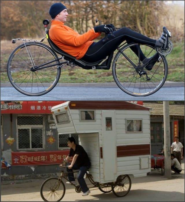 современные средства передвижения