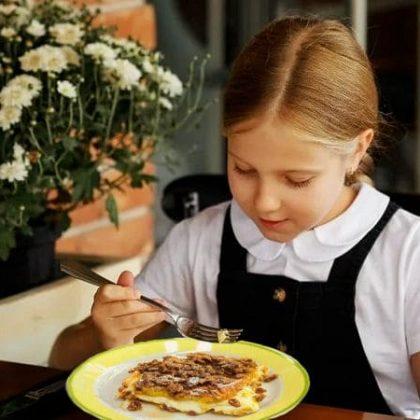 запеканки на завтрак школьнику